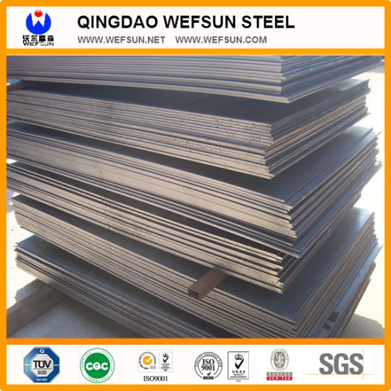 SS400 Carbon Mild Steel Sheet Hot Rolled Steel Plate pictures & photos