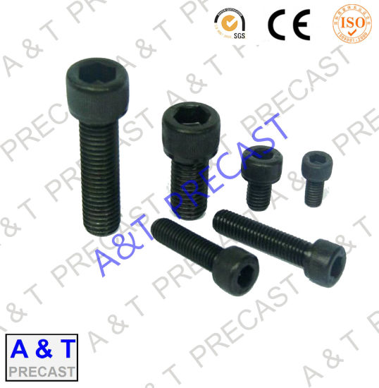 Stainless Steel/Carbon Steel/ Hexagon Socket Screw (M6) pictures & photos