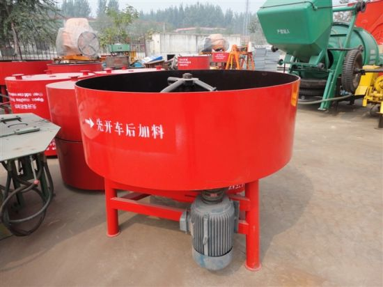 Concrete Mixer Machines Pan Mixer Machine pictures & photos