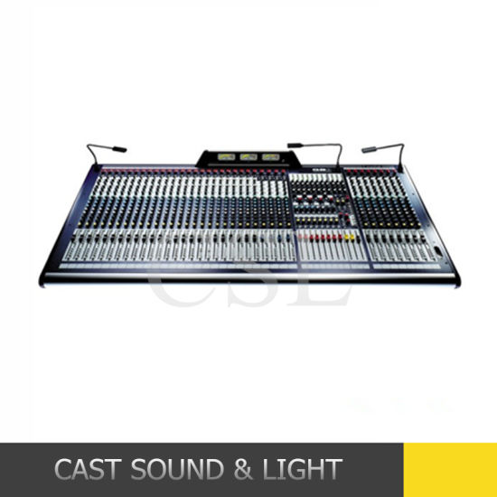 High Quality GB8-48 Digital Audio Mixer for DJ Music pictures & photos
