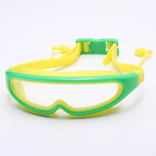89f91696263 Wideview Big Frame Anti-Fog UV Protection Swimming Goggles for Adult and  Kids pictures &