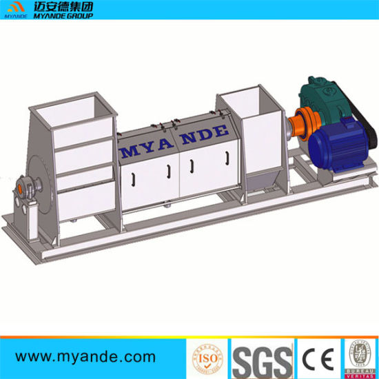 China Mjgy60 Screw Press Design for Dewatering Germ and