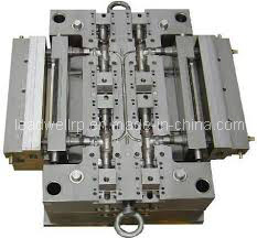 Hot or Cold Runner Plastic Mold Manufacturer Dongguan China Injection Mold Die Casting pictures & photos