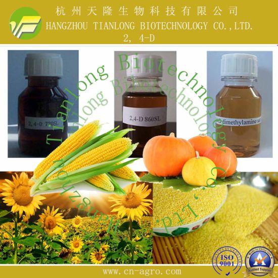 2,4-D Acid (98%TC, 720SL, 860 SL)-Herbicide
