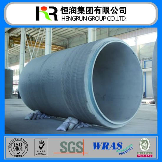 Prestressed Concrete Cylinder Pipe (PCCP Pipe) with Factory pictures & photos