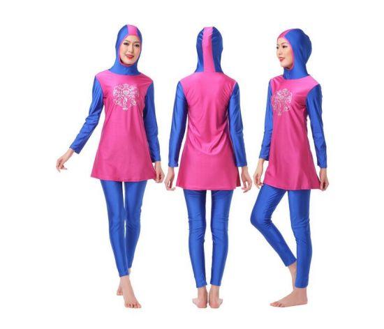 033b8c4e5d China Quick Dry Islamic Swimwear Muslim Suit - China Beachwear for ...