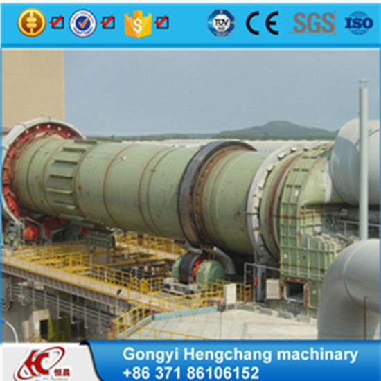 New High Efficiency Energy-Saving Rotary Kiln with Ce ISO Certification pictures & photos