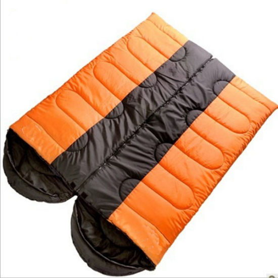 Durable in Use Hollow Cotton Sleeping Bag pictures & photos