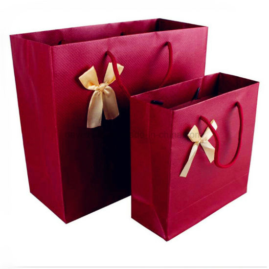 High Quality Custom Gift Paper Bag Packing Bag Printing pictures & photos
