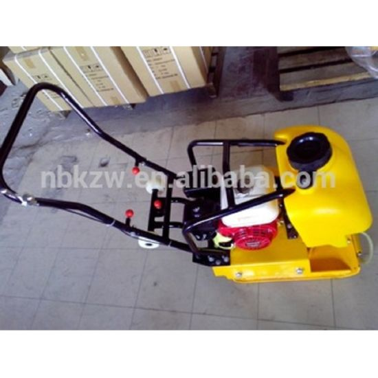 Cast-Iron Vibrating Plate Compactor C-80t pictures & photos