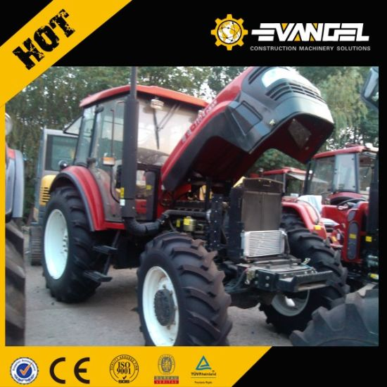 Popular Lutong 90HP 4WD Wheel Tractor Lt904 pictures & photos