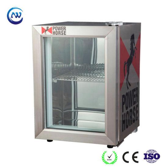 Hotel Beverage Drink Mini Bar Cabinet Refrigerator (JGA-SC21)