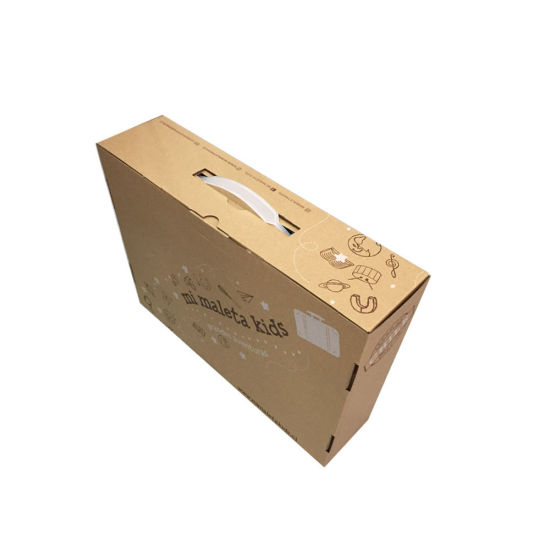 Cardboard Corrugated Moving Boxes with Custom Printing for Logistics Shipping pictures & photos