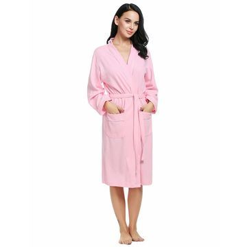 Promotional Hotel / Home Cotton Bathrobe / Pajama / Nightwear pictures & photos
