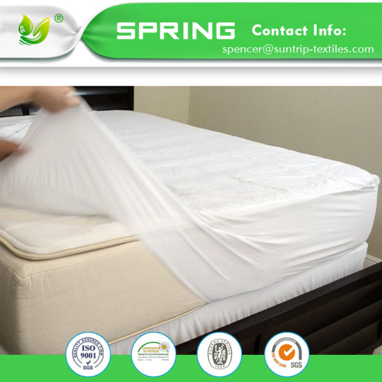 Full Size Cotton And Polyester High Quality Mattress Cover Machine