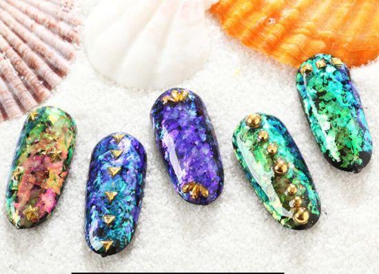 China Magic Acrylic Powder Nail Art Chrome For Dipping Powder