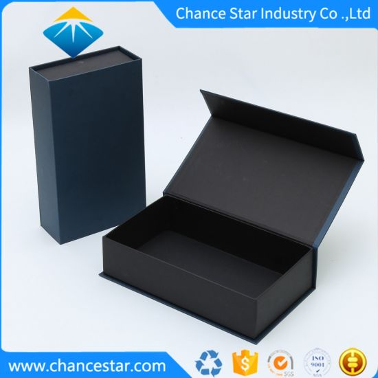 Custom Printing Paper Packaging Magnetic Closure Cardboard Cosmetics Box