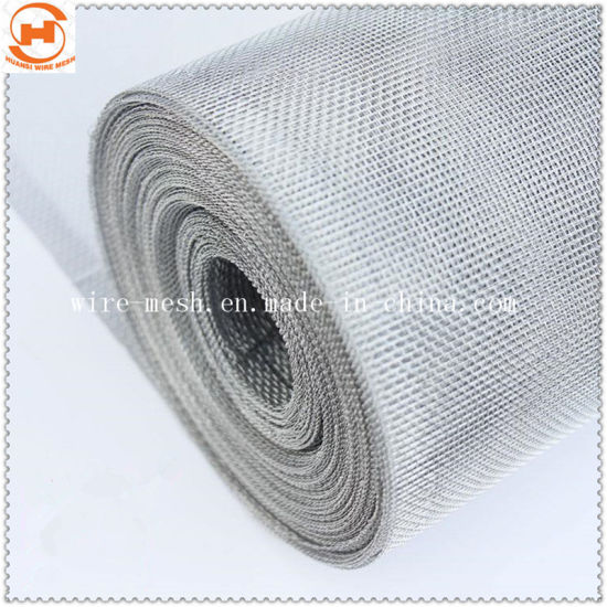 Aluminum Alloy Wire Mesh/Wire Mesh/ Mosquito Wire Mesh pictures & photos
