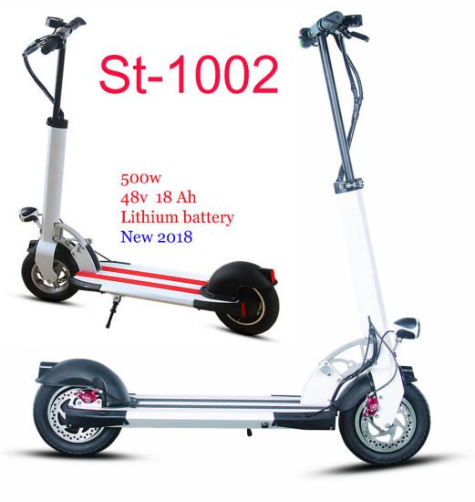 China Newest Offroad All Terrain Tire Electric Scooter