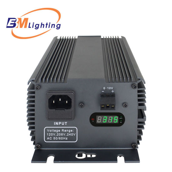 Eonboom Hydroponic Systems Full Spectrum 315W CMH LED Grow Light Digital  Ballast