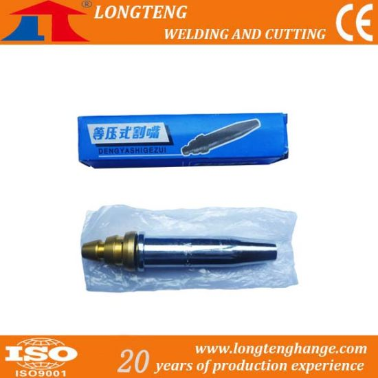 Brass Cutting Nozzle, Size Cutting Tip for CNC Cutting Machine pictures & photos