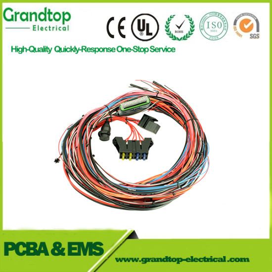Pleasing China Custom Cable Assembly Wiring Harness China Wire Harness Wiring 101 Mecadwellnesstrialsorg