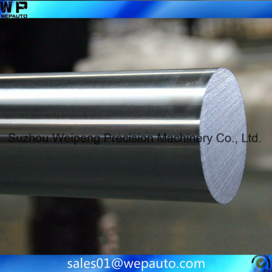 High Precision Hard Chrome Plated Steel Linear Bearing Shafts pictures & photos