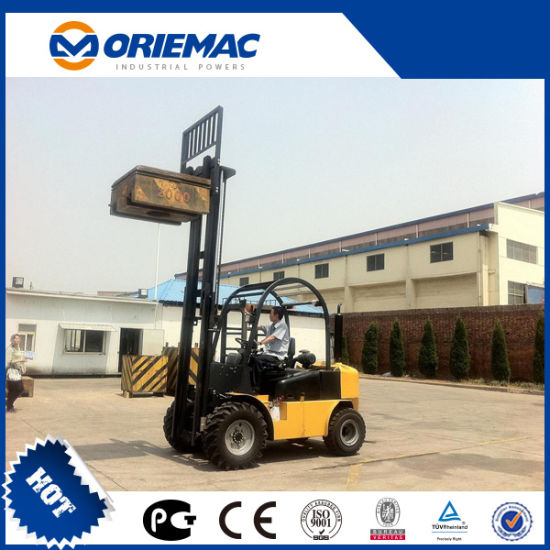 Chinese New Brand Yto 5ton Electric Battery Forklifts Cpcd50A Price USD pictures & photos