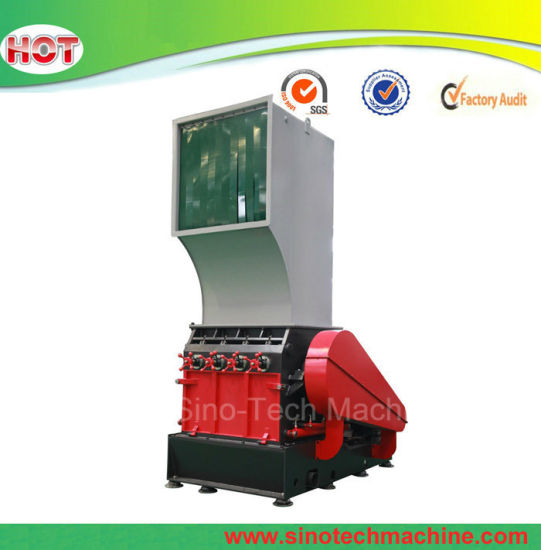 Plastic Crushing Machine Crusher for Waste Plastic Film Bottle Bag Can pictures & photos