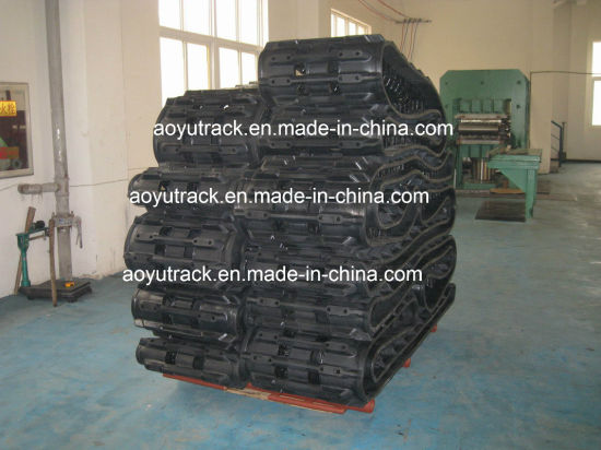Good Quality Rubber Tracks for Hagglunds BV206 ATV pictures & photos