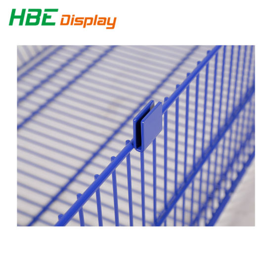 Stackable Wire Cage Promotional Wire Dump Bin Baskets pictures & photos
