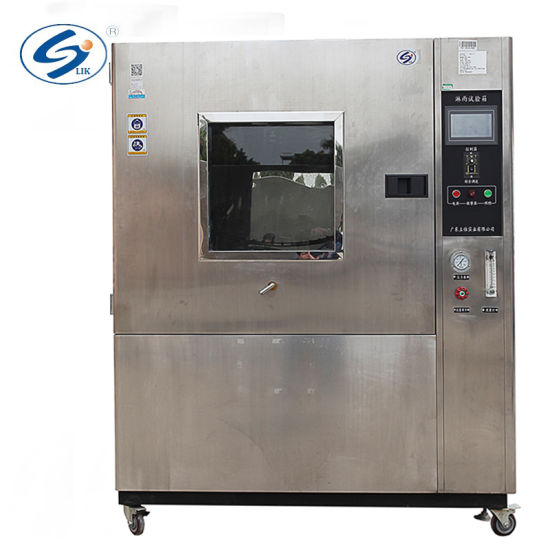 ISO Ipx5 X6 Waterproof Performance Test Rain Spray Test Chamber