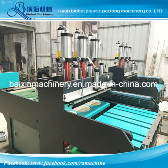 Shopping Plastic Bag Making Machine pictures & photos