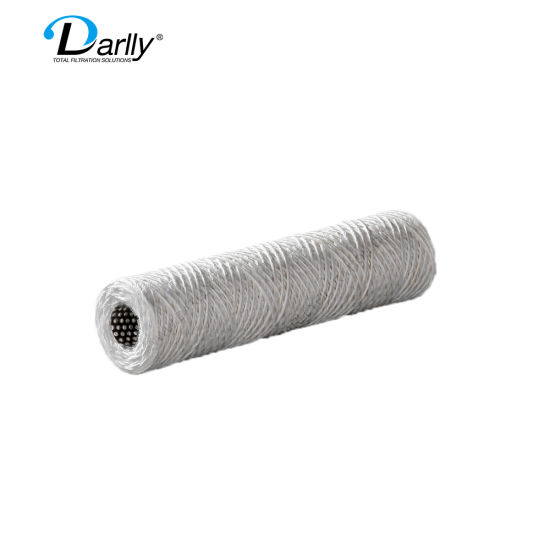 Darlly String Wound Filter Cartridge for Power Plant Water Treatment