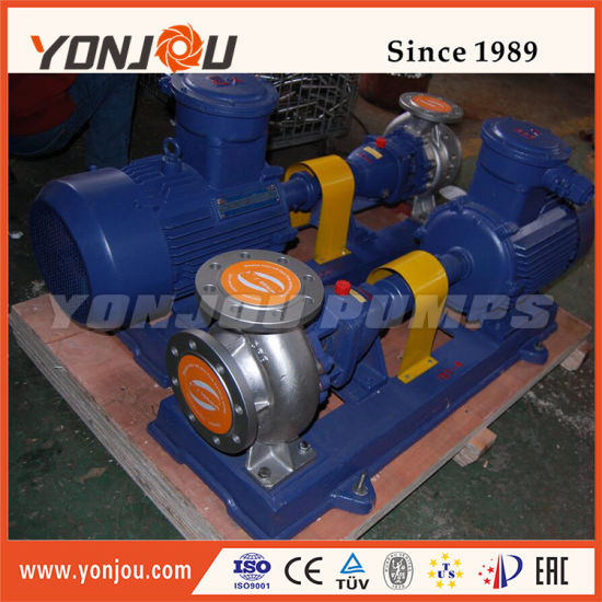 Clean Water Single -Stage Chemical Transfer Pump pictures & photos