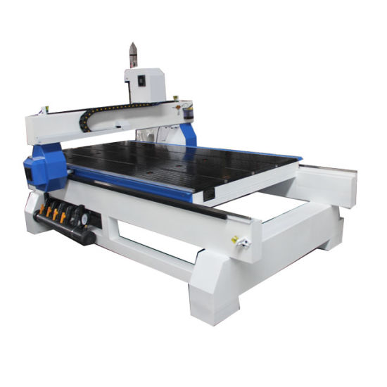 Cheap 1200X1200mm 3kw/5.5kw Wood Cutting Engraving Machine pictures & photos