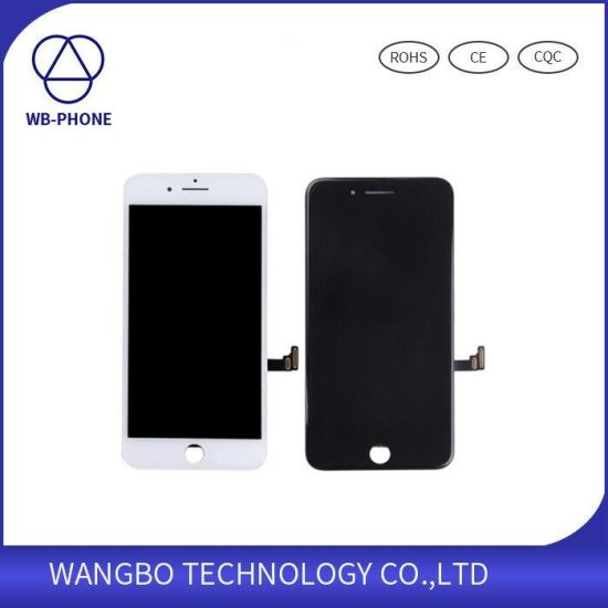 Wholesale Price LCD for iPhone 7plus Display Screen pictures & photos