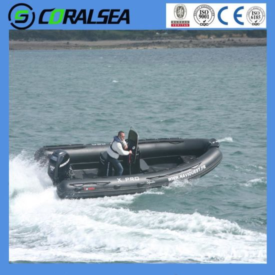 Inflatable Rib Boat Yacht Hsf470