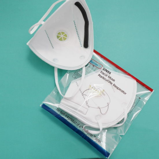 Disposable Face Mask Custom 6 Ply Non Woven Earloop Adult Safety Face Mask