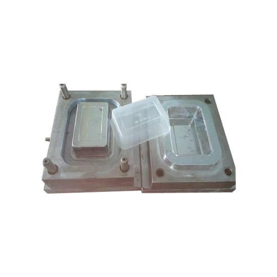 Plastic Food Container Disposable Fast-Food Boxes Moulds