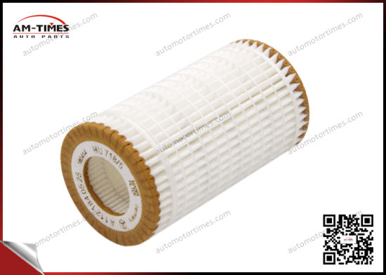 A0001802609 112 180 00 09 112 184 02 25 112 184 04 25 Oil Filter for Mercedez Benz pictures & photos