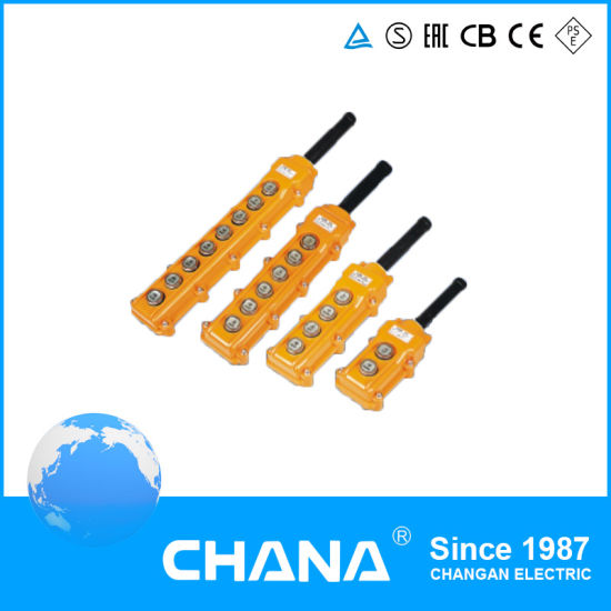 Ce and RoHS Approved COB Series Pushbutton Control Switch