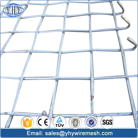 China Hot Dipped Galvanized Heavy Crimped Wire Mesh Screen in Mine ...