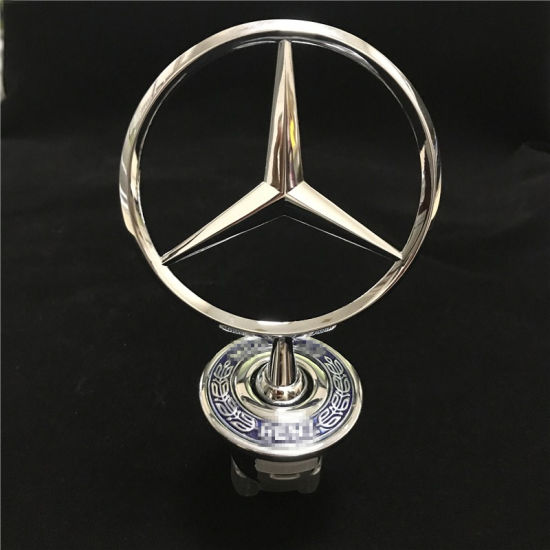 Mercedes Auto Parts >> China Auto Parts For Mercedes Benz W204 W211 W212 Bonnet Badge Star