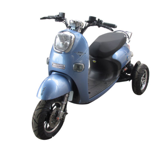 Wholesale Custom 500W 3 Wheel Adult Electric Tricycle Mobility Scooter