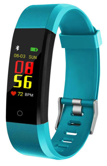 New B11 Model Smart Bracelet Custom Dial Real-Time Continuous Heart Rate Monitoring Call Reminder Smart Bracelet Band