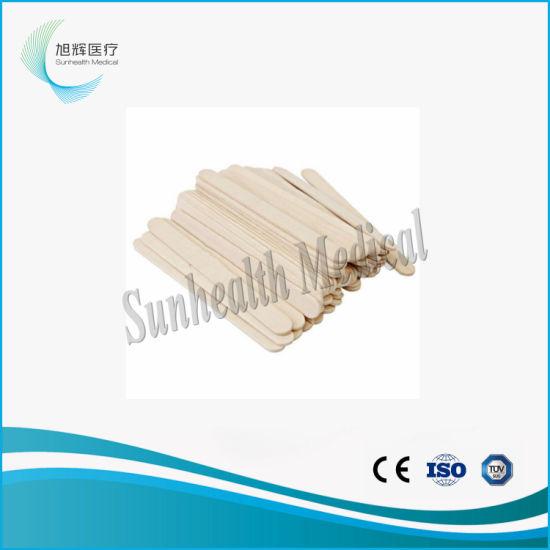 Factory Direct High Quality Birch Wood Tongue Depressor/Tongue Spatula