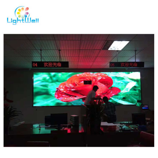 High Definition Advertising LED Video Wall Screen P2.5 P3 P4 P5 P6 Indoor LED Display Price