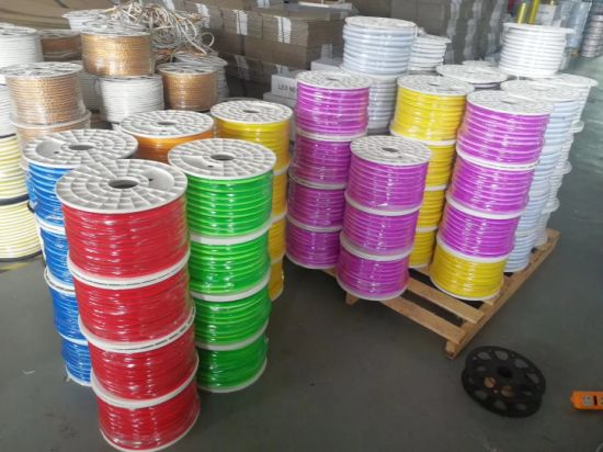 Economic Two Color Type Without Copper Wire Strip Light Extrusion Machine