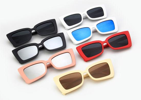 ffa451b03701 2019 Fashion Design Wholesale Ready Stock Acetate Frame Sunglasses